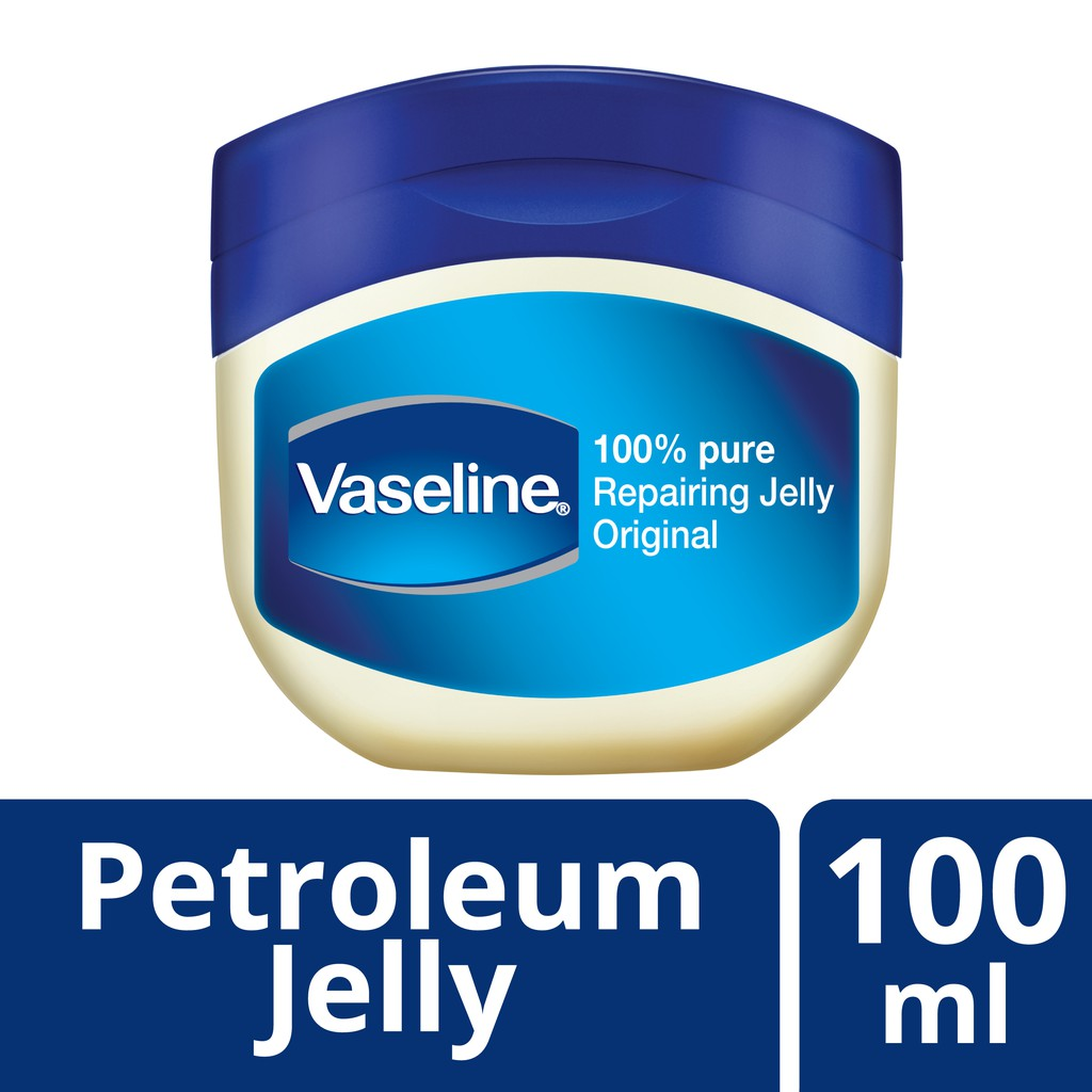 Vaseline Petroleum Jelly Original 100ml