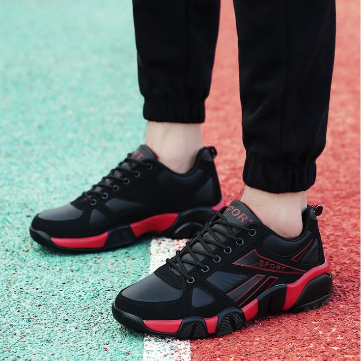 Giày Thể Thao Sneaker Nam DD50, phong cách trẻ trung năng động, đế cao su non đi cực êm