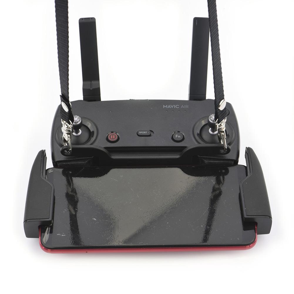 Dual-hook Remote Controller Bracket With Belt UAV Accessory For DJI MAVIC AIR PRO SPARK Control Neck