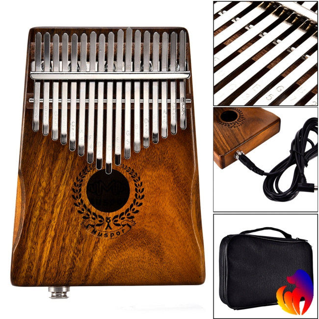 Bộ nhạc cụ đàn Kalimba 17 phím EQ có pickup & dây cáp + túi - 14178690 , 2433307217 , 322_2433307217 , 829000 , Bo-nhac-cu-dan-Kalimba-17-phim-EQ-co-pickup-day-cap-tui-322_2433307217 , shopee.vn , Bộ nhạc cụ đàn Kalimba 17 phím EQ có pickup & dây cáp + túi
