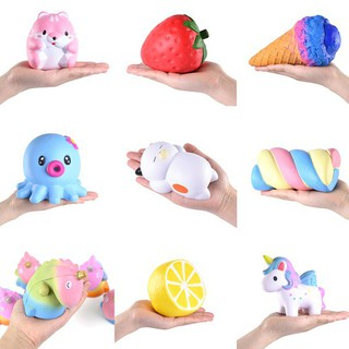 Jumbo Slow Rising Squishy Stress Relief Mini Carton Toy
