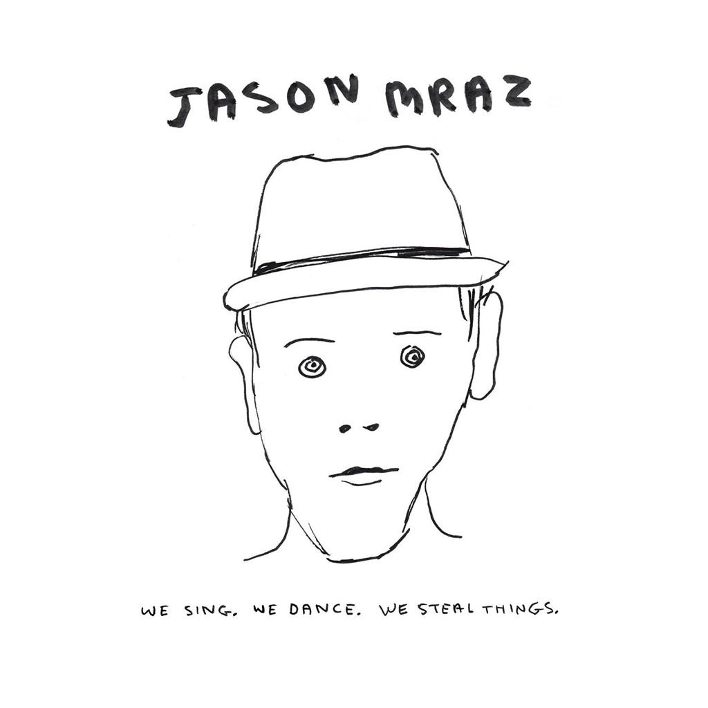 Jason Mraz - We Sing, We Dance, We Steal Things (Digipak) - Đĩa CD