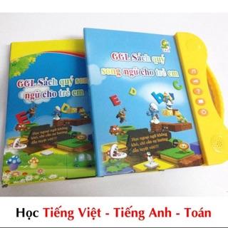 Sách Quý Điện Tử Song Ngữ Anh-Việt Cho Trẻ Em