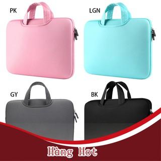 [ Hàng Hot ] Túi đựng bảo vệ cao cấp dành cho Macbook Laptop AIR PRO Retina 11 12 13 14 15 13.3 15.4 15.6 Inch thumbnail