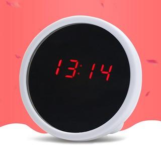 Đồng hồ báo thức điện tử tích hợp đèn LED để bàn