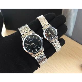 đồng hồ đôi nam nữ halei HLĐ001