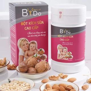 [Chính Hãng] Bột Kích Sữa Cao Cấp BIDO NATURAL - 600gr - LỢI SỮA BIDO - Giảm Cân nhưng vẫn Nhiều Sữa thumbnail