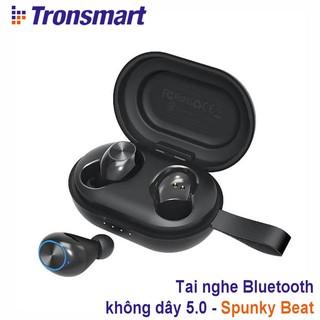 Tai nghe Bluetooth không dây 5.0 chống nước IPX5 tích hợp công nghệ hủy tiếng ồn cao cấp Tronsmart Spunky Beat TM-365824