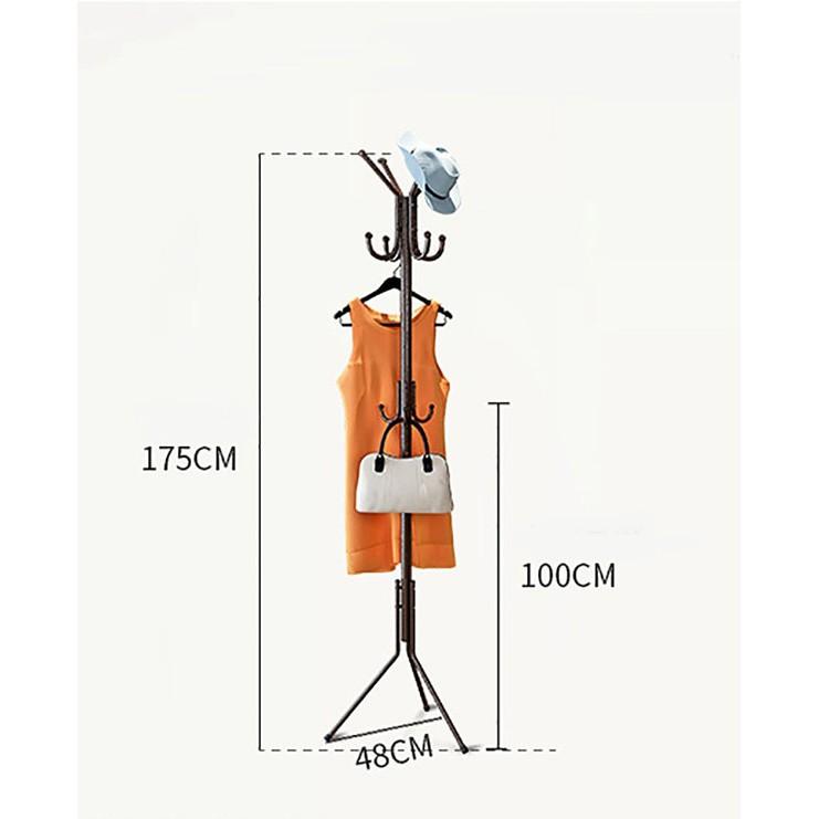 Cây treo quần áo di động đa năng - 2749956 , 1180233590 , 322_1180233590 , 159000 , Cay-treo-quan-ao-di-dong-da-nang-322_1180233590 , shopee.vn , Cây treo quần áo di động đa năng
