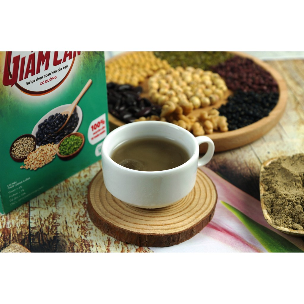 Bột ngũ cốc nguyên chất Quân - phố cổ Châu Long