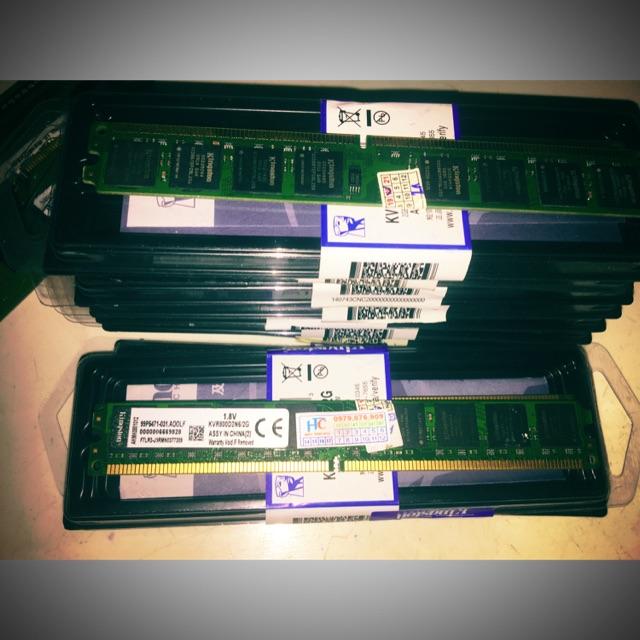 RAM 2Gb Kington Bus 800Mhz