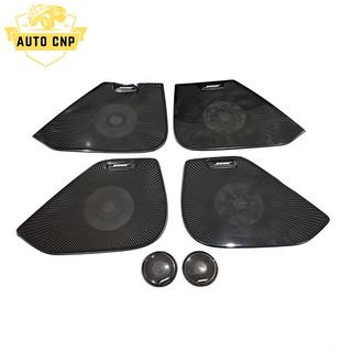 Ốp màng loa cho xe MAZDA CX8 chất liệu thép mạ TITAN, bảo vệ khu vực loa sạch sẽ không bụi bặm AUTO CNP thumbnail