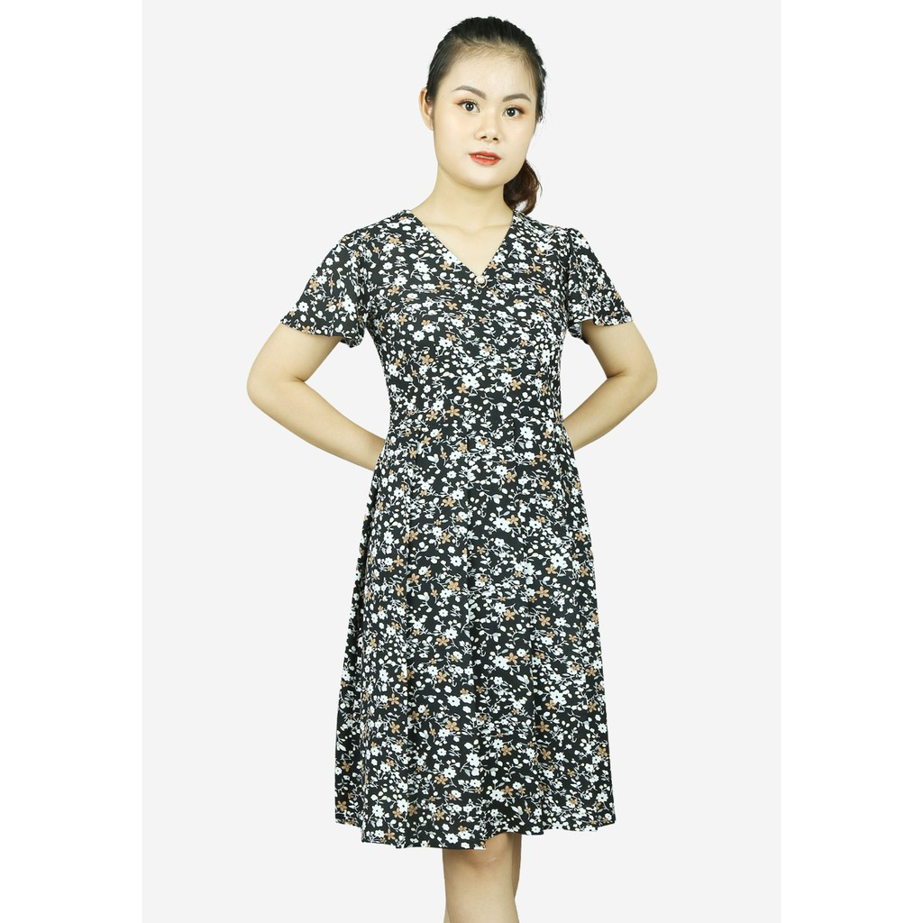 The One Fashion Đầm nữ DDC2613TRNA