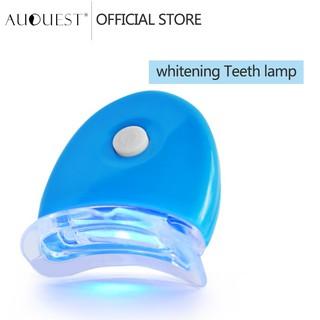 [Mã FMCGMALL - 8% đơn 250K] Đèn LED Tẩy Trắng Răng AUQUEST Sáng Lạnh Thiết Kế Nhỏ Tiện Lợi
