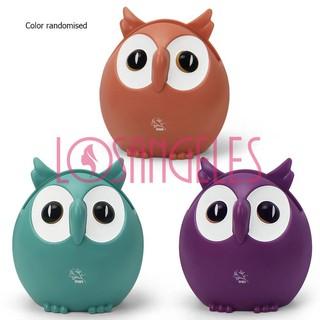 Plastic Cute Owl Music Box Kid Xmas Birthday Gift Household Decor Ornaments