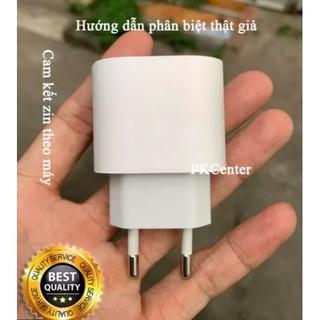 Củ Sạc Nhanh iPhone 11 Pro Max Chính Hãng - Bảo Hành 12 Tháng thumbnail