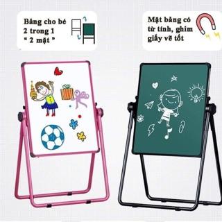 Bảng vẽ từ 2 mặt cho bé