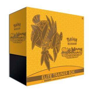 Hộp bài Pokemon TCG Guarduans Rising elite trainer box