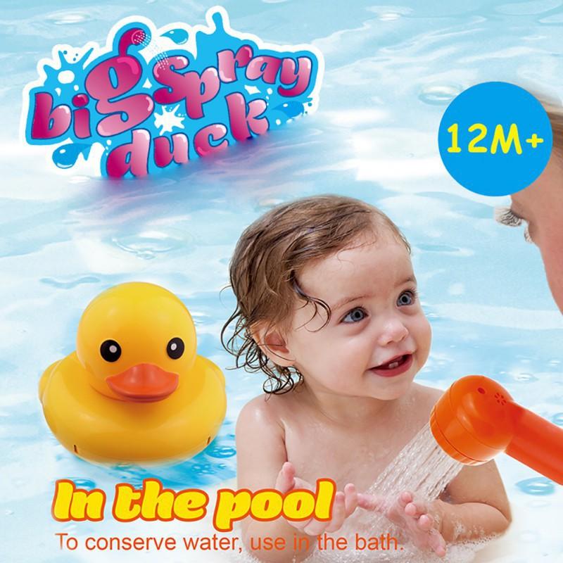 Vịt đồ chơi thả bồn tắm cho bé