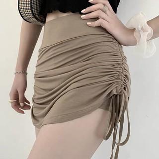 Quần sooc rút dây giả chân váy thumbnail
