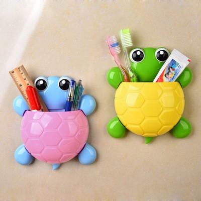 Hộp đựng bàn chải đánh răng hình con rùa
