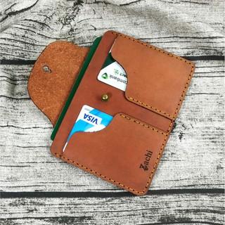 Ví đựng passport, ví đựng hộ chiếu da bò handmade Orchid PP1023 thumbnail