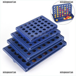 MINONE 1pc Connect 4 In A Line Board Game Children's Educational Toys For Entertainment