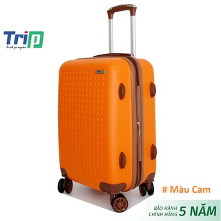 Vali du lịch TRIP P803A Size 24inch ký gửi hành lý đựng đến 25kg bảo hành 5 năm chính hãng, 1 đổi 1 trong 12 tháng thumbnail