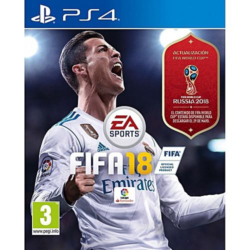 Đĩa game cho máy Ps4:Fifa WorlDCup 2018 - Chính hãng - 3502079 , 792704974 , 322_792704974 , 600000 , Dia-game-cho-may-Ps4Fifa-WorlDCup-2018-Chinh-hang-322_792704974 , shopee.vn , Đĩa game cho máy Ps4:Fifa WorlDCup 2018 - Chính hãng