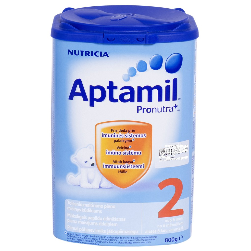 Sữa Aptamil Đức số 1/2/3 - 800g
