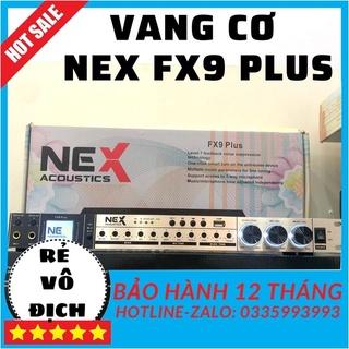 Vang cơ NEX Fx9 plus, vang cơ nex fx9plus, thiết bị âm thanh karaoke. thumbnail