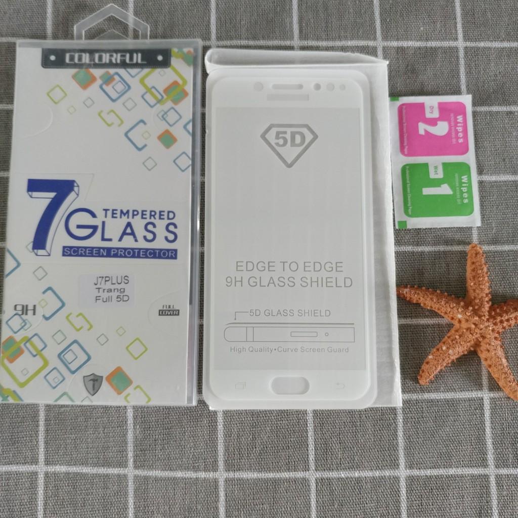 Cường Lực 5D Samsung J7 plus - 3364855 , 1245900446 , 322_1245900446 , 40000 , Cuong-Luc-5D-Samsung-J7-plus-322_1245900446 , shopee.vn , Cường Lực 5D Samsung J7 plus