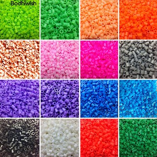 ☎1000Pcs Colorful Perler Beads Hama Beads DIY Educational Kid baubles