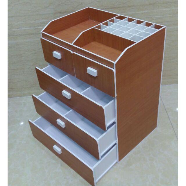 Kệ 5 tầng màu gỗ vàng - 2860856 , 255962276 , 322_255962276 , 240000 , Ke-5-tang-mau-go-vang-322_255962276 , shopee.vn , Kệ 5 tầng màu gỗ vàng
