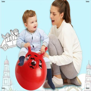 {Home}Fashion Inflatable Bouncing Ball Sport Toy Cartoon Animal Educational Toy Ball for Baby
