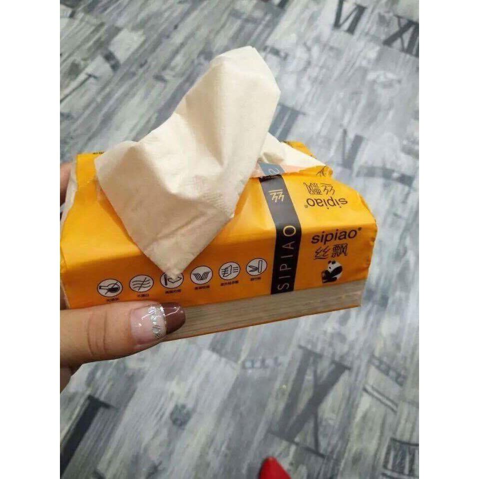 1 thùng giấy ăn Sipao