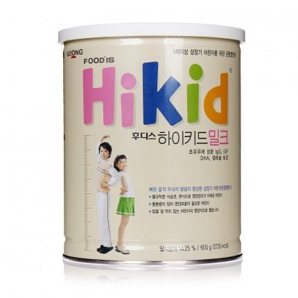 Sữa Hikid vani hàng nội địa Hàn Quốc