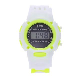 Đồng hồ điện tử trẻ em thông minh LCD Shock Resist DH75 giá siêu mềm thumbnail
