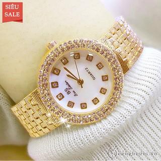 Đồng hồ nữ BS BEE SISTER ROSIA Mặt Xà Cừ Sang Trọng - Tặng Kèm Pin ĐH Dự Phòng thumbnail