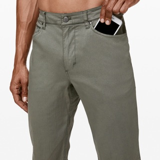 ABC Pant Slim Lululemon