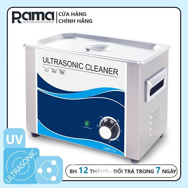 RAMA ] Bể rửa siêu âm dung tích 4,5 lít Rama R4.5L công suất 180W, 40Khz | Shopee Việt Nam