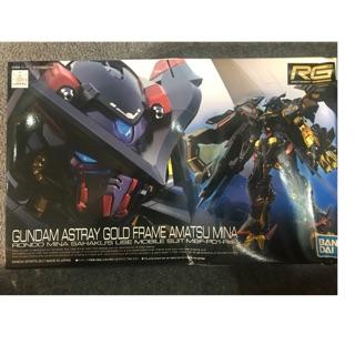 Mô hình Gundam Astray Gold Frame !