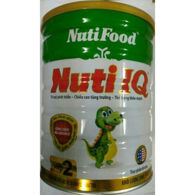Sữa bột NutiFood Nuti IQ Step 2 900g - 2555082 , 38512543 , 322_38512543 , 180000 , Sua-bot-NutiFood-Nuti-IQ-Step-2-900g-322_38512543 , shopee.vn , Sữa bột NutiFood Nuti IQ Step 2 900g