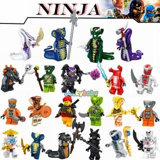 Mô hình đồ chơi lắp ráp Lego Ninjago vui nhộn thumbnail