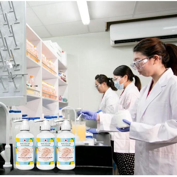 Gel rửa tay khô Cenota diệt khuẩn bảo vệ da tay 220ml