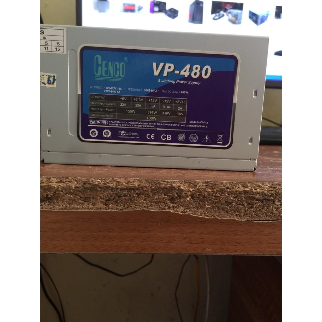 Nguồn máy tính Cenco VP-480 Giá chỉ 300.000₫