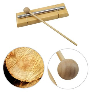 Musical Kid Single Tone Chime Energy Percussion Instrument Mallet Toy Children
