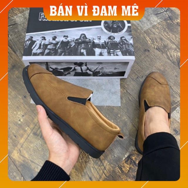 Giày da nam, giày tây công sở lich lãm G075