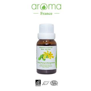 Tinh dầu thiên nhiên AROMA Ngọc Lan Tây & Cam Hương