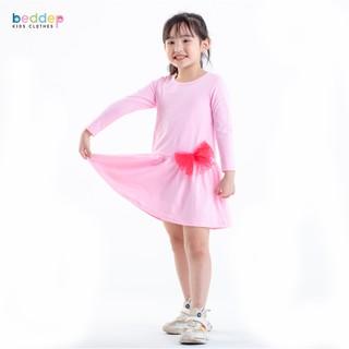 Váy thun họa tiết nơ Beddep Kids Clothes cho bé gái từ 1 đến 8 tuổi G07 thumbnail